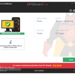 MalwareFox AntiMalware App for PC Windows 10 Last Version