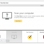 Norton Security Scan App for PC Windows 10 Last Version