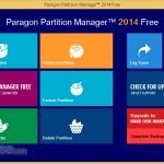 Paragon Partition Manager Free App for PC Windows 10 Last Version