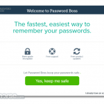 Password Boss App for PC Windows 10 Last Version