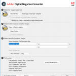 Adobe DNG Converter App for PC Windows 10 Last Version