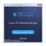 Ashampoo Spectre Meltdown CPU Checker App for PC Windows 10 Last Version