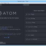 Atom (32-bit) App for PC Windows 10 Last Version