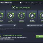 AVG Internet Security (32-bit) App for PC Windows 10 Last Version