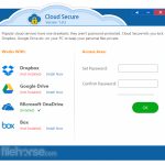 Cloud Secure App for PC Windows 10 Last Version