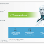 ESET Internet Security (32-bit) App for PC Windows 10 Last Version