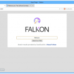 Falkon Browser (32-bit) App for PC Windows 10 Last Version