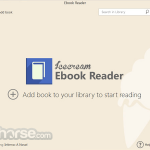 IceCream Ebook Reader App for PC Windows 10 Last Version