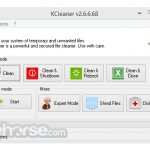 KCleaner App for PC Windows 10 Last Version