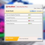 McAfee Security Scan Plus App for PC Windows 10 Last Version