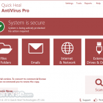 Quick Heal Antivirus Pro (32-bit) App for PC Windows 10 Last Version