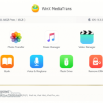 WinX MediaTrans App for PC Windows 10 Last Version