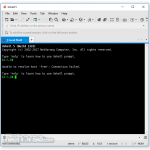 Xshell Free App for PC Windows 10 Last Version